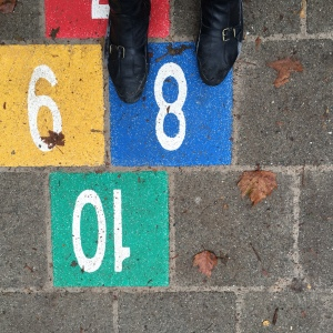 Number8hopscotch